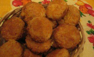 Сырные кексы к супу