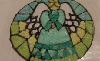 Пасхальная мозаика