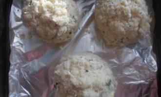 Мясные шары под хлебной крошкой
