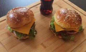 """Бургеры """"Homemade Burgers"""""""