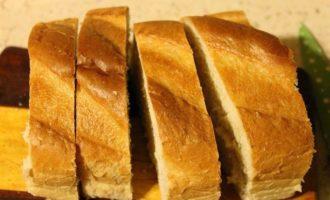 Горячие бутерброды к завтраку