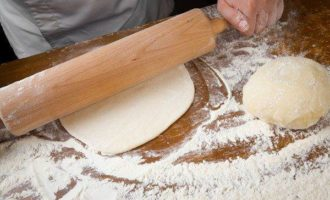 Пирожки с сыром