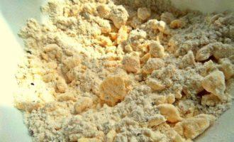 Мягкое сырно-картофельное печенье