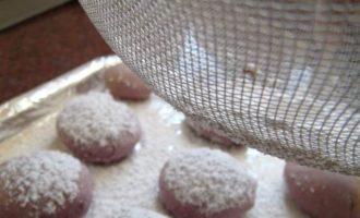 "Постное печенье ""Сакура"""