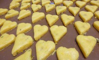 Лимонное печенье с тимьяном