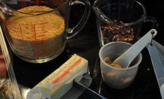 Тыквенно-пекановый чизкейк