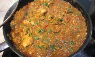 Карри Бириани - запеченный карри с рисом и вкуснейшей корочкой