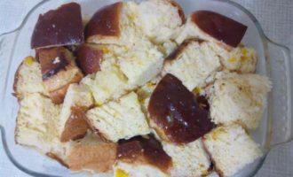 Хлебный пудинг
