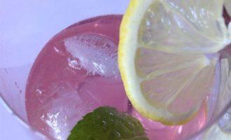 Концентрат лимонада из ревеня