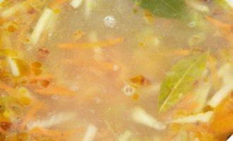"Легкий суп ""Икринка"""