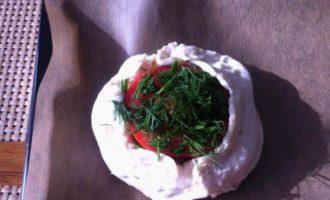 Экспресс-завтрак, или ватрушки с овощами