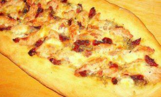 """Пицца """"Вечер в Тоскане"""""""