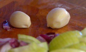Томленая ягнятина с овощами