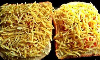 Бутерброды с фаршем
