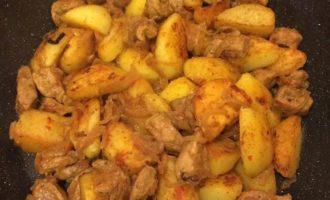 Оджахури из свинины