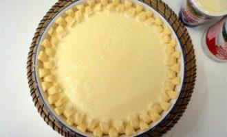 Вкусный пирог сметанник