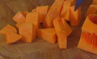 Овощной осенний суп