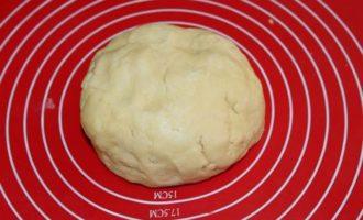 Тающий сливовый пирог