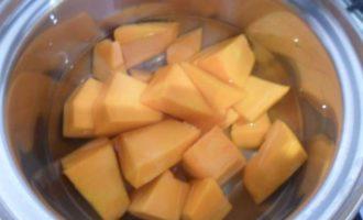 Тыквенно-лимонное суфле