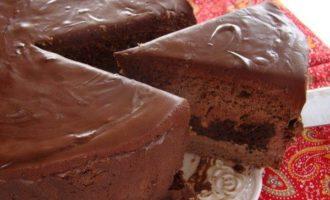 """Торт """"Брауни в праге"""""""