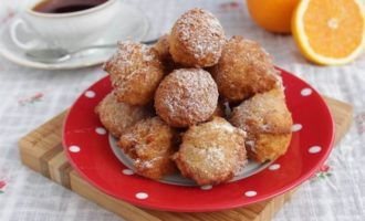 Пончики Zeppole