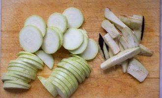 Овощное фритто мисто
