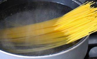 Спагетти бедняка