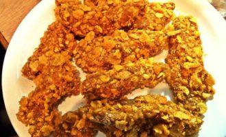 Курица в кукурузной панировке