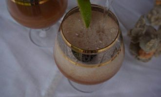 "Коктейль ""Ангельский напиток"""