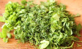 Легкий и сытный салат