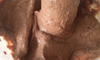 Веганские корзиночки с шоколадным ганашем