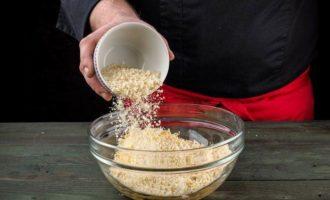 Помидоры, фаршированные рисом и креветками