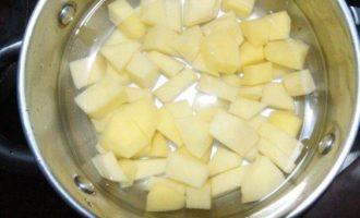 Овощной суп чили с нутом