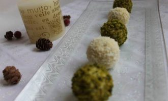 """Закуска """"Виноградные шарики"""""""