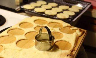 Пирожное Petits gateaux