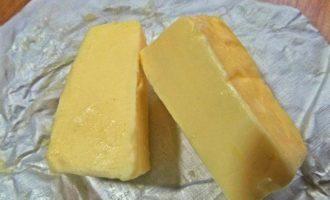 Шоколадные блины с лимонным курдом
