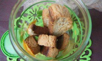 Банановое печенье-бискотти