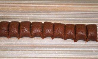 """Печенье """"Шоколадные подушечки"""""""