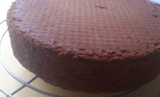 Шоколадно-гречневый торт