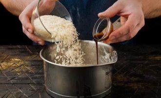 Сырники с рисом и изюмом