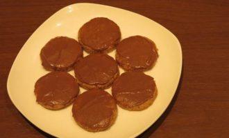 """Шоколадное печенье """"Реальная любовь"""""""