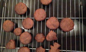 Овсяное печенье из отрубей, диетическое
