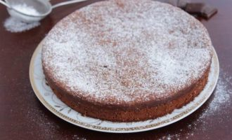 """""""Тenerina"""" итальянский шоколадный торт"""