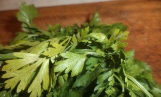 Теплый салат из тыквы, моркови и свеклы