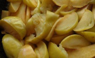Литовский яблочный сыр