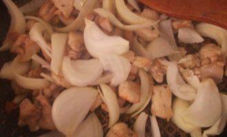 Пирог из теста фило и овощей