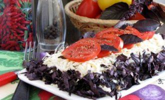 Закуска из баклажанов по-армянски