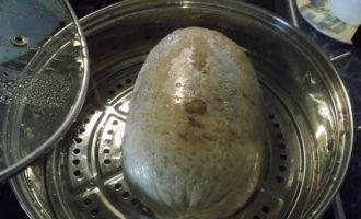 Домашняя куриная колбаска
