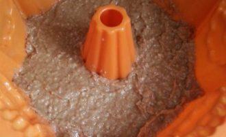 Ржаной кекс с миндалем