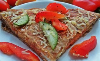 Тортилья на завтрак